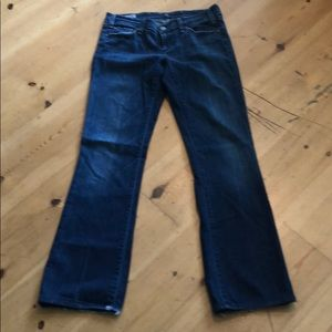 Citizens of humanity stretch boot cut jeans